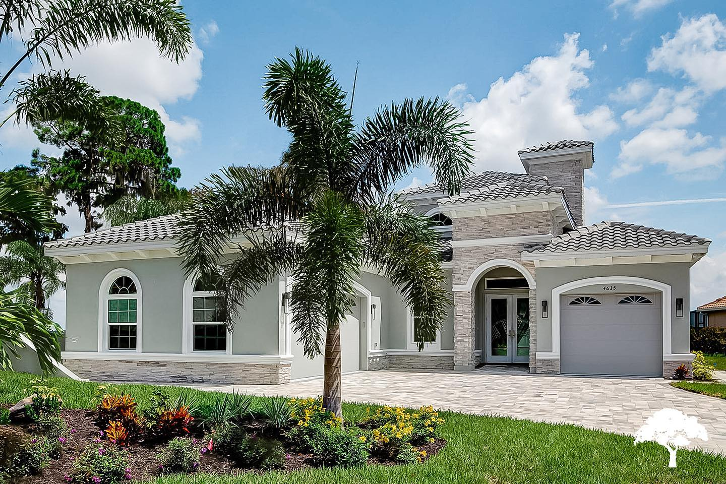 south tampa front yard landscaping