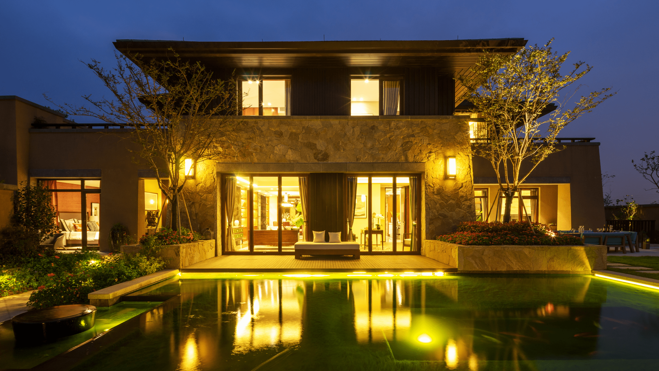 Why Add Lighting Features To Your Landscape